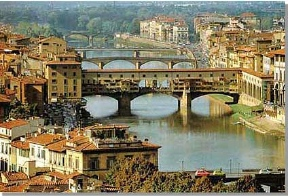 Florence, the Old Bridge
